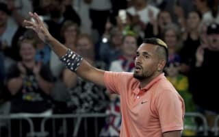Australian Open day six: Kyrgios survives titanic tussle to set up Nadal clash