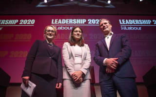 Keir Starmer expected to be made Labour leader as contest concludes