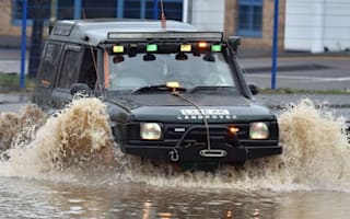 Monday morning rush hour hit by Storm Dennis flooding
