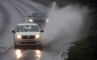 Forecasters warn of flooding with heavy downpours to batter UK in coming week
