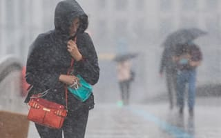 Weather warnings issued as Storm Barbara to bring heavy rain and strong winds