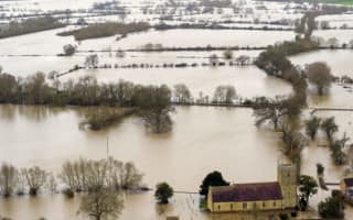February is already second wettest on record