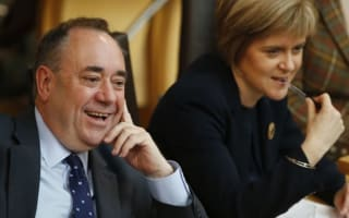 Sturgeon's PPS says he did not tell her about sexual harassment disclosure
