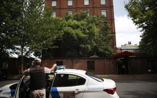 British tourist 'shot dead in robbery' outside Buenos Aires hotel