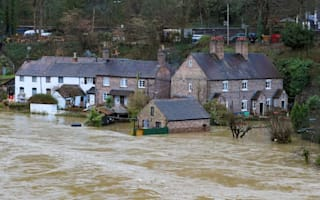 In pictures: Residents urged to evacuate as floods misery continues