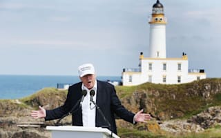 R&A: 'No plans' for Open to head to Donald Trump-owned Turnberry in near future