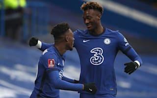 Tammy Abraham fires hat-trick to ease pressure on Chelsea boss Frank Lampard