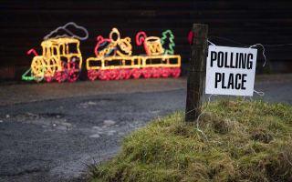 Election results live: Exit poll predicts big Conservative win