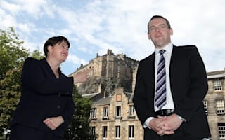 Douglas Ross expected to be named Scottish Tory leader