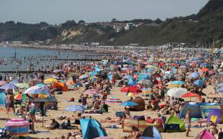 Coastguard warns beachgoers to stay safe as teams respond to dozens of calls