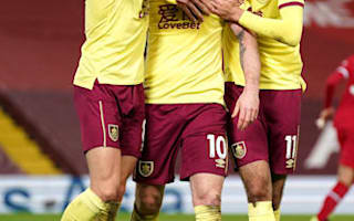 Burnley continue to revel in victory at Liverpool – Friday's sporting social