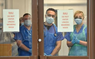 NHS trusts not consulted on face mask policy change, healthcare chief says
