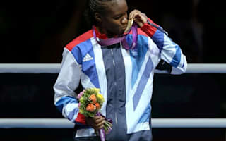 A look at when Nicola Adams made history with London 2012 gold medal