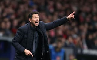 Diego Simeone's Atletico Madrid move third with win over Villarreal