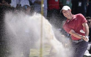 Rory McIlroy falls three shots behind leader Bryson DeChambeau in Mexico
