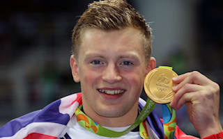 Adam Peaty to take part in virtual bike race to raise money for the NHS