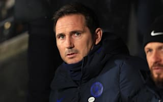 Lampard refuses to accept Chelsea can end Man United's Champions League hopes