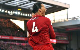 Van Dijk not worried over Liverpool's lack of clean sheets