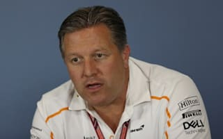 Formula One is in a very fragile state – McLaren chief executive Zak Brown