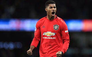 Lifelong United fan Rashford proud as Red Devils prepare for momentous occasion