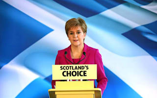 Indyref2 'a democratic right' after Tories defeated in Scotland, says Sturgeon