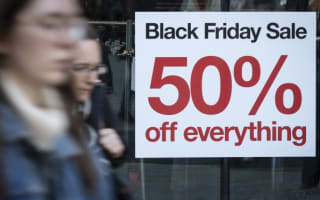 Lacklustre November for retailers as shoppers held spending until Black Friday