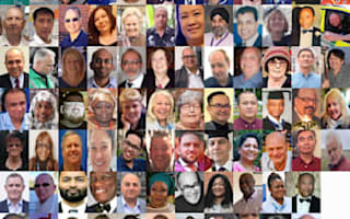The NHS and care workers who have died during the coronavirus pandemic