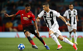 Rashford focused on fulfilling potential after comparison to Ronaldo