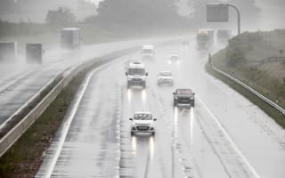 Thunderstorms return as UK braces for more disruption