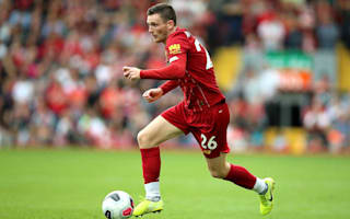 Nobody wants to face Liverpool in Europe – Robertson