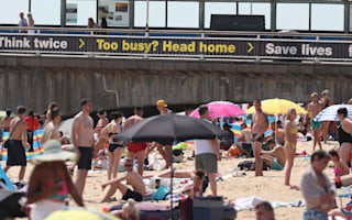 Fears over 'unmanageable' beaches amid high numbers of visitors