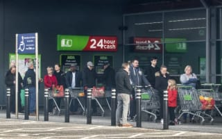 Remaining grocers under pressure to 'do right thing' and hand back rates relief