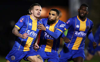 Sub Cummings bags brace as Shrewsbury battle from two down to stun Liverpool