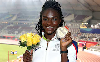 World champion Dina Asher-Smith keeping feet on ground ahead of Tokyo 2020