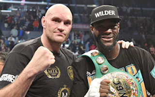 Tyson Fury full of respect for Deontay Wilder ahead of February rematch