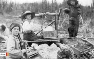 約120年前の写真に環境活動家グレタさんそっくりの少女が写っていると話題