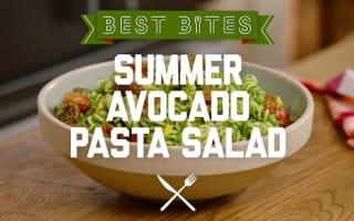 夏のおしゃれメニュー!アボカドのパスタサラダ【レシピ動画】