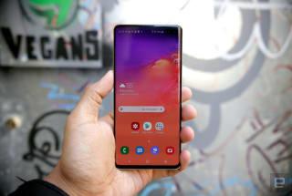 Is Samsung's Galaxy S10+ a superb flagship?