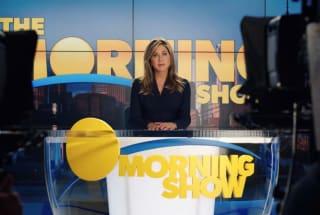 Jennifer Aniston lands Apple TV+ a SAG award for 'The Morning Show'