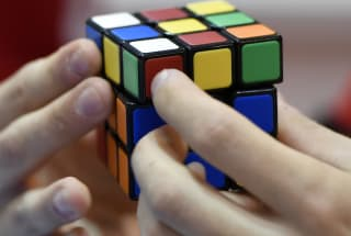 AI learns to solve a Rubik's Cube in 1.2 seconds