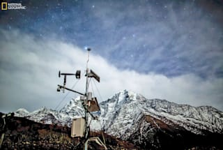 Mount Everest expedition installs highest weather stations on Earth