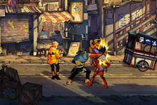 'Streets of Rage 4' is shaping up to be a worthy sequel