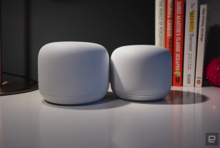 Get Google's Nest WiFi router and one access point for $199