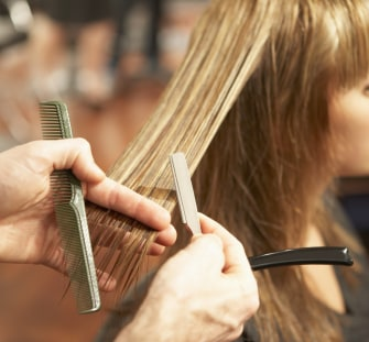 Women spend over a MONTH of their lives at the salon