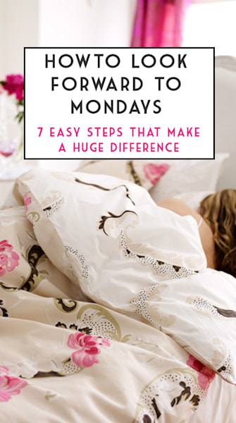 7 simple tips to make Mondays so much better