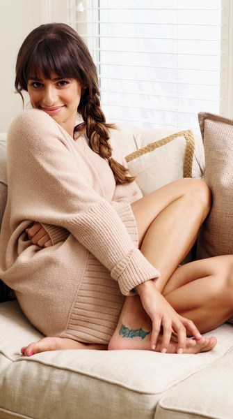 Lea Michele shares tips for making yourself the priority