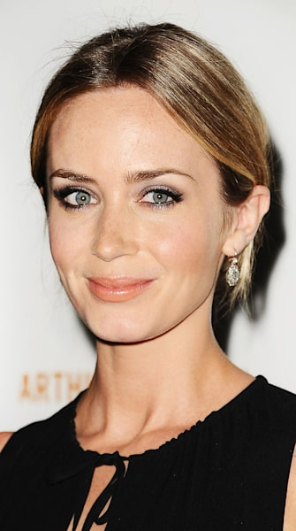 Beauty Look of the Week: Emily Blunt at the 'Arthur Newman' Premiere