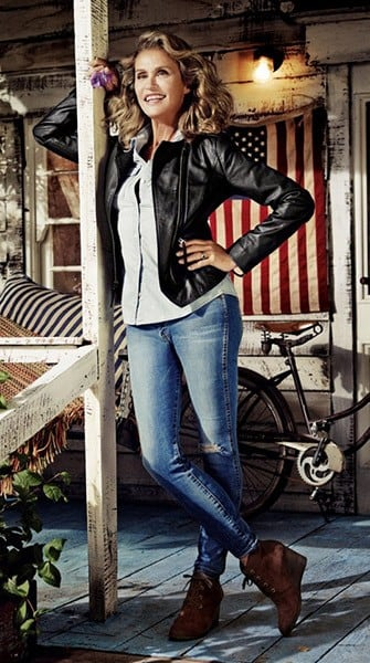 69-Year-Old Lauren Hutton Steals the Show in New Lucky Brand Campaign
