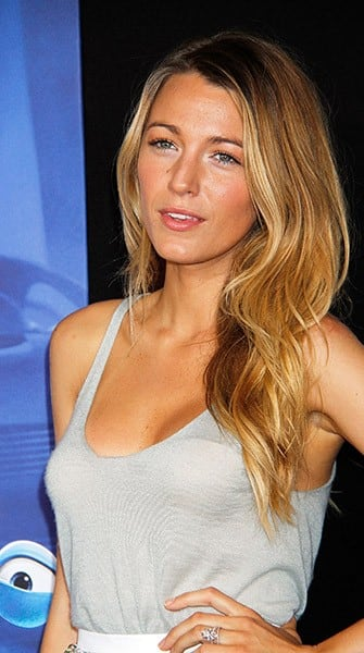 Look of the Week: Blake Lively's Beach Waves