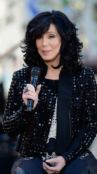 Cher's comeback look on 'Today' — is she fab for 67 or not? Vote!